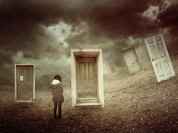 Люди как двери…