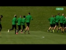 Celtic FC - Training at Lennoxtown