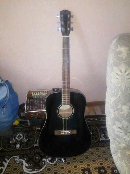 #NMK_гитары#NMK_климатСрочно!!!Гитара Fender cd60. В отличном состо