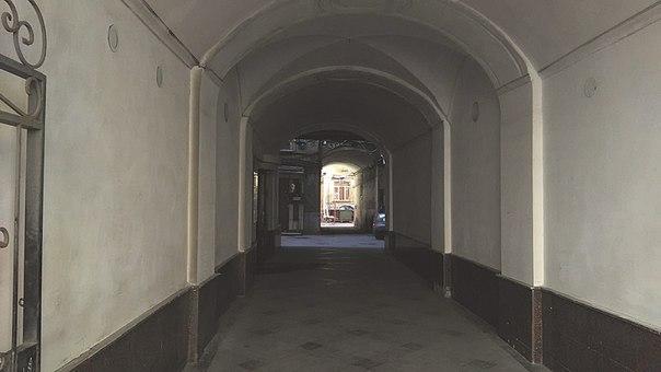 Классная арка на Тверской-ямской