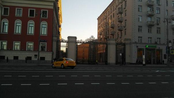 Кованные фигурные ворота — шикарно