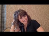 SDCC 2011׃ Spartacus Lucy Lawless (Lucretia)