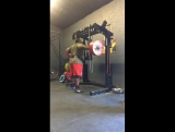 Рэй Уилльямс - присед 392,5 кг на 3 повтора