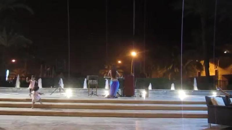 Jasmin (Tatiana Kladova) - Halawet rooh - Hakim - bellydance-Moevenpick Resort 4869