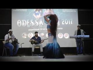 Anastasia Ivanova ⊰⊱ Odessa Fest 17. Music live 9181