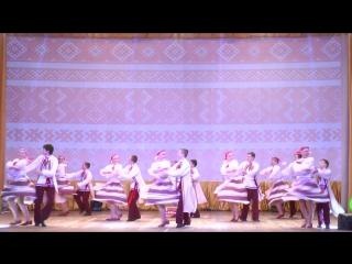 Народный хореографический ансамбль народного танца