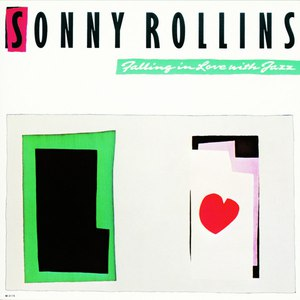 Sonny Rollins альбом Falling In Love With Jazz