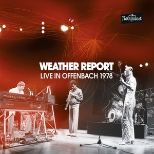 Weather Report альбом Live in Offenbach 1978