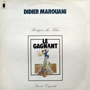 Didier Marouani альбом Le Gagnant