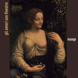 Mango альбом Gli Amori Son Finestre