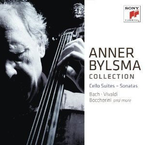 Anner Bylsma альбом Anner Bylsma plays Cello Suites and Sonatas