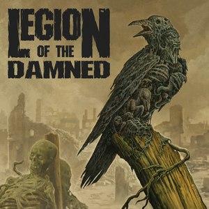 Legion of the Damned альбом Ravenous Plague