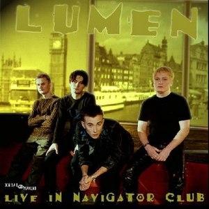 Lumen альбом Live in Navigator club