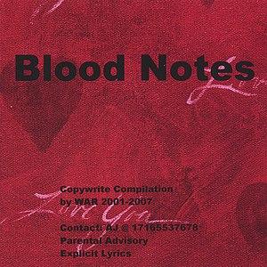 War альбом Blood Notes