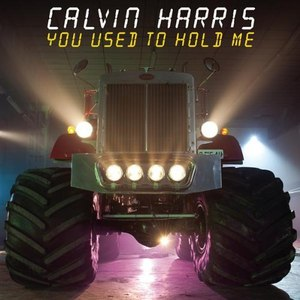 Calvin Harris альбом You Used To Hold Me