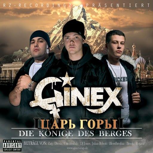 Ginex альбом Zari Gori - Die Könige des Berges