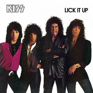 Kiss альбом Lick It Up (Remastered Version)