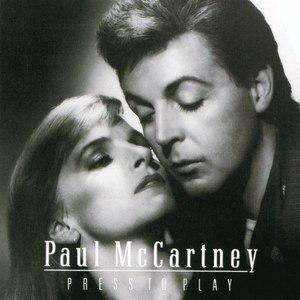 Paul McCartney альбом Press to Play