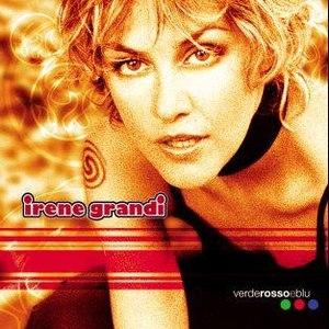 Irene Grandi альбом Verderossoeblù
