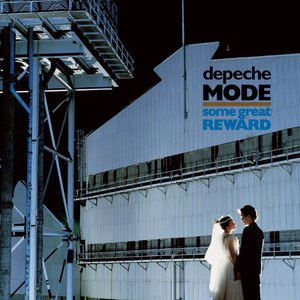 Depeche Mode альбом Some Great Reward