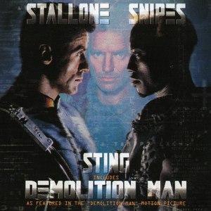 Sting альбом Demolition Man