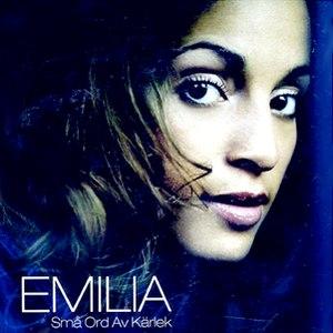 Emilia альбом Små Ord Av Kärlek