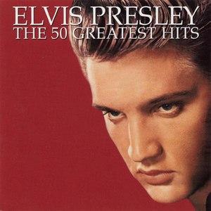 Elvis Presley альбом The 50 Greatest Hits