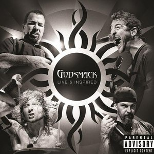 Godsmack альбом Live And Inspired