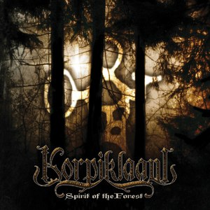 Korpiklaani альбом Spirit of the Forest