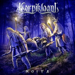Korpiklaani альбом Noita