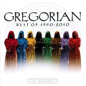 Gregorian альбом Best Of 1990 - 2010