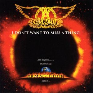 Aerosmith альбом I Don't Want to Miss a Thing