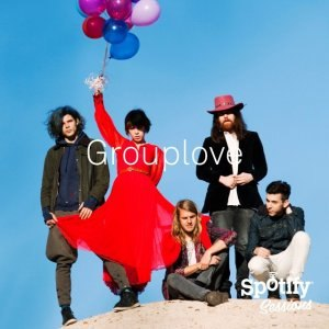Grouplove альбом Spotify Sessions