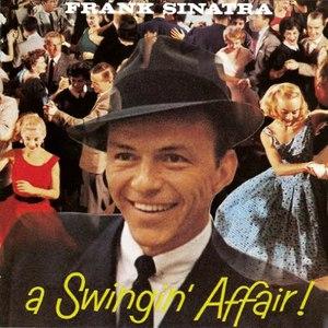 Frank Sinatra альбом A Swingin' Affair!