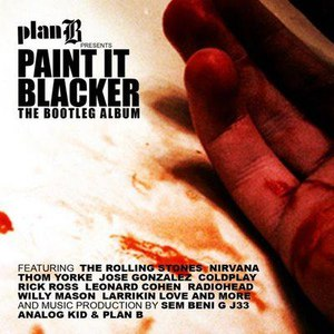 Альбом Plan B Paint It Blacker