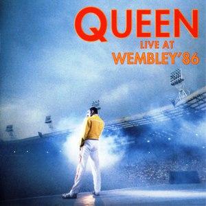 Queen альбом Live At Wembley '86