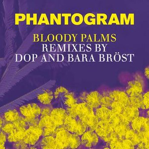 Phantogram альбом Bloody Palms (Remixes by dOP and Bara Bröst)