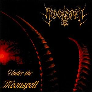 Moonspell альбом Under the Moonspell
