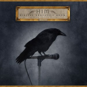 HIM альбом Digital Versatile Doom Live at The Orpheum Theater XXXVII A.S.