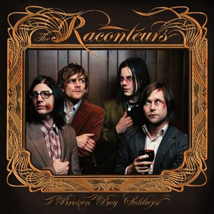 The Raconteurs альбом Broken Boy Soldiers
