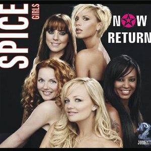Spice Girls альбом Now Return