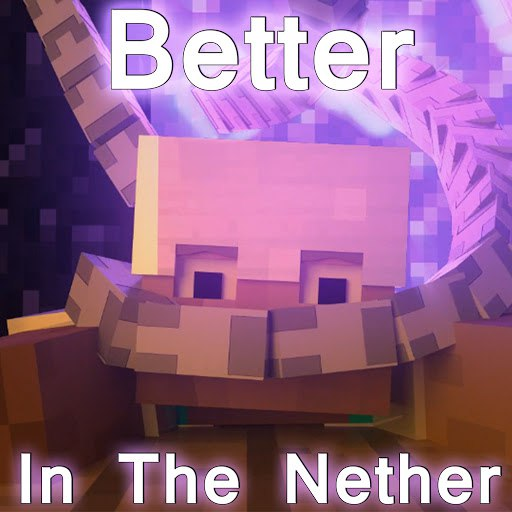 J Rice альбом Better in the Nether