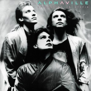 Alphaville альбом Afternoons In Utopia