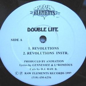 Double Life альбом Revolutions
