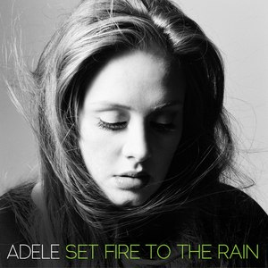 Adele альбом Set Fire to the Rain