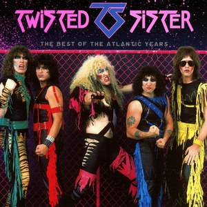 Twisted Sister альбом The Best Of The Atlantic Years
