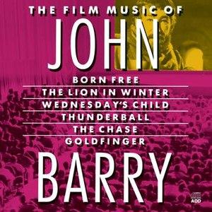 John Barry альбом The Film Music Of John Barry