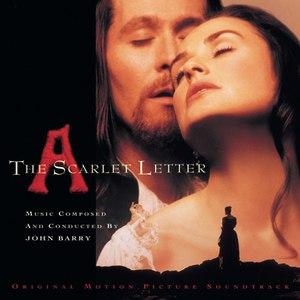 John Barry альбом The Scarlet Letter  Original Motion Picture Soundtrack