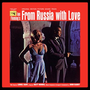 John Barry альбом From Russia With Love