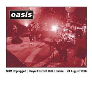 Oasis альбом MTV Unplugged